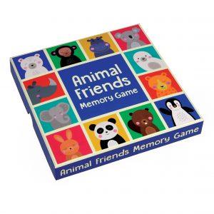 Memory animales