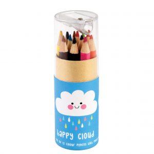 Bote lápices y sacapuntas
