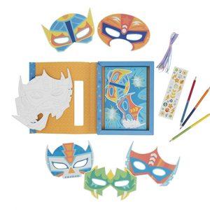 Máscaras Superhéroe