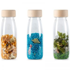Pack botellas sensoriales Nature
