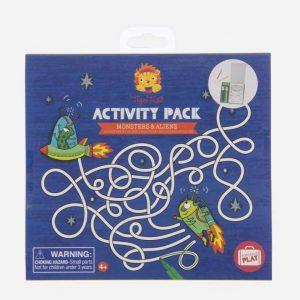 Pack de actividades de Aliens