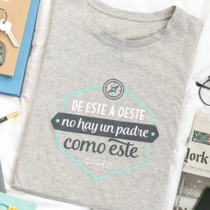 Camiseta padre Mr. Wonderful