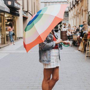 Paraguas Arcoíris