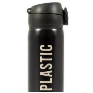 Termo «Stop plastic»
