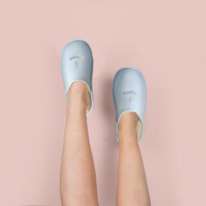Zapatillas super mamá