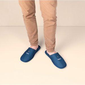 Zapatillas «super papá»