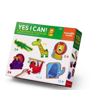Puzzle 'Yes I can'